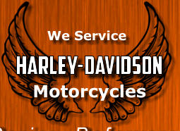 Harley-Davidson Motorcycles We Service